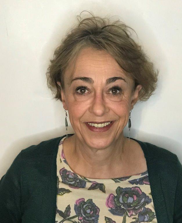 Cristina Klatovsky, Cooperative Housing Specialist
